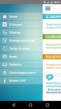 Policlinico di Monza apk screenshot