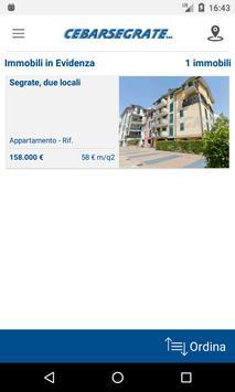 Immobiliare CEBARSEGRATE apk screenshot