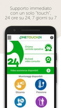 OneTouch24 screenshot 1