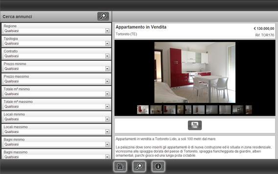 Agenzia Venezia Laguna apk screenshot