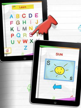 Kids Learn Alphabet Pre-K ABC apk screenshot