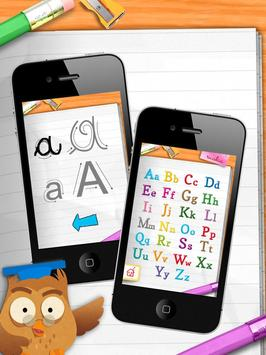 ABC Alfabeto Parlante Italiano apk screenshot