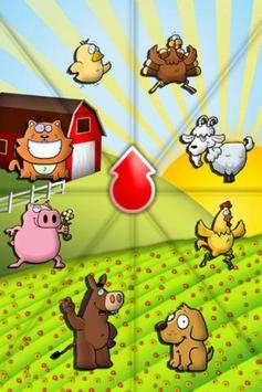 Talking Farm free for kids poster