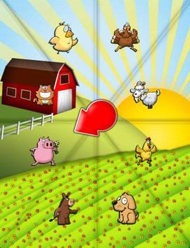 Talking Farm free for kids screenshot 4