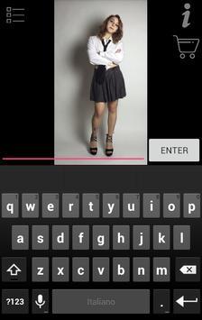 My Pocket Girl تصوير الشاشة 1