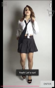 My Pocket Girl تصوير الشاشة 8