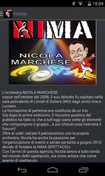Nicola Marchese poster