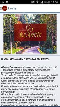 Hotel Bucaneve poster