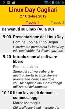 Linux Day Cagliari poster
