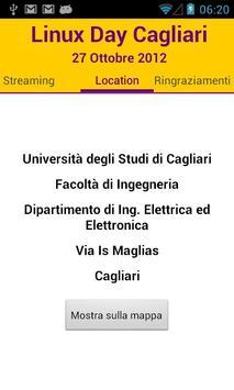 Linux Day Cagliari apk screenshot