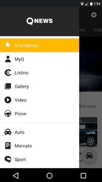 Quattroruote News apk screenshot