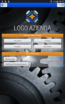 Tua Azienda apk screenshot