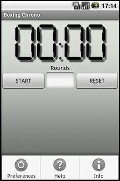 Boxing Chrono screenshot 5