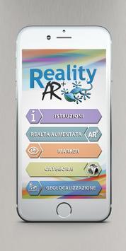 RealityAR poster