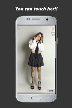 Pocket Girl - Virtual Girl Simulator poster