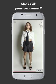 Pocket Girl captura de pantalla 1