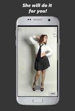 Pocket Girl captura de pantalla 3