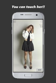 Pocket Girl captura de pantalla 7