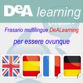 Frasario DeA Learning Tedesco icon