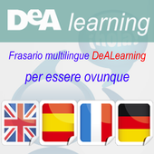 Frasario DeA Learning Inglese icon