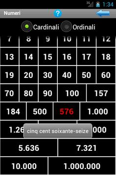 Frasario DeA Learning Francese apk screenshot
