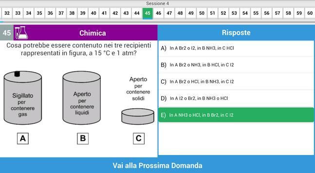RE Test - Test Università apk screenshot