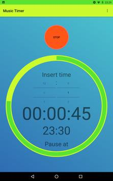 Music Timer screenshot 3