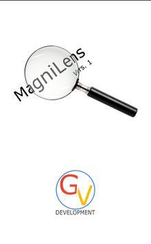 MagniLens poster