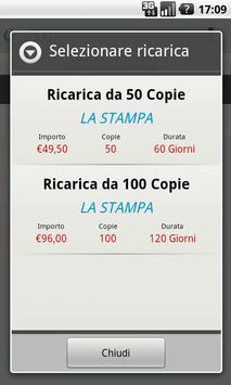 Carta Quotidiana To-dis apk screenshot