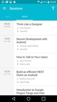 droidcon Italy 2016 - Torino apk screenshot