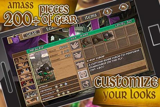 Battleloot Adventure screenshot 3