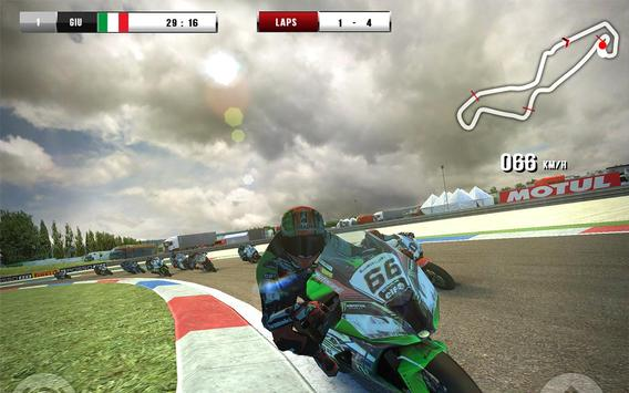 SBK16 Official Mobile Game الملصق