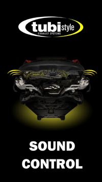 TUBI Sound Control poster