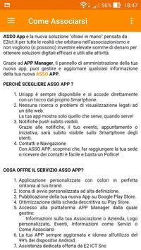 ASSO APP screenshot 6