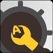 Auto Control (Car Check) icon