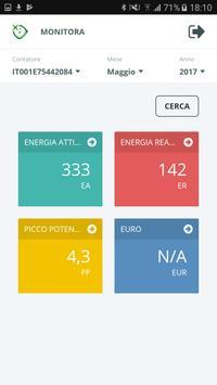 Monitora controllo energia apk screenshot