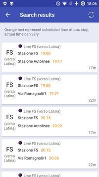 Bus Latina screenshot 2