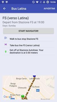 Bus Latina screenshot 3