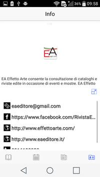 EA Effetto Arte apk screenshot