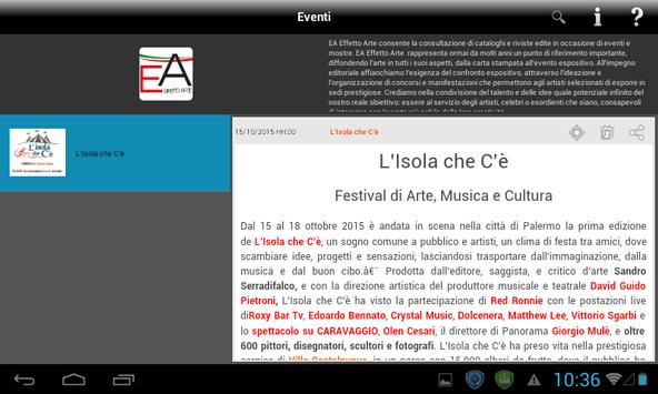 EA Effetto Arte screenshot 9