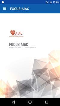 FOCUS AIAC poster
