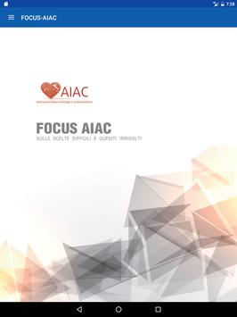 FOCUS AIAC screenshot 2