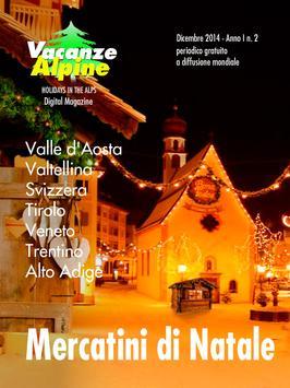 Vacanze Alpine poster