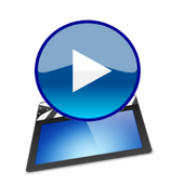 Background Video Player icon