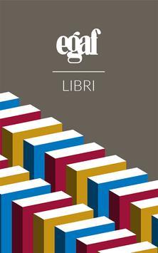 Egaf Libri poster