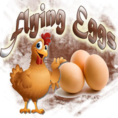 Flying Eggs icon