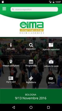 EIMA International poster
