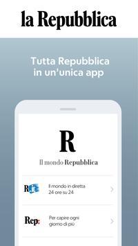 Repubblica.it poster