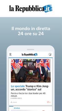 Repubblica.it apk screenshot