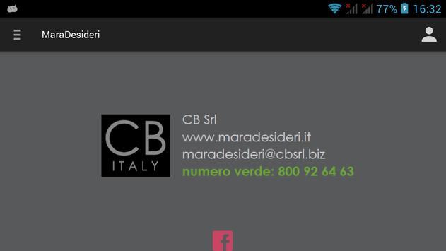 MaraDesideri apk screenshot